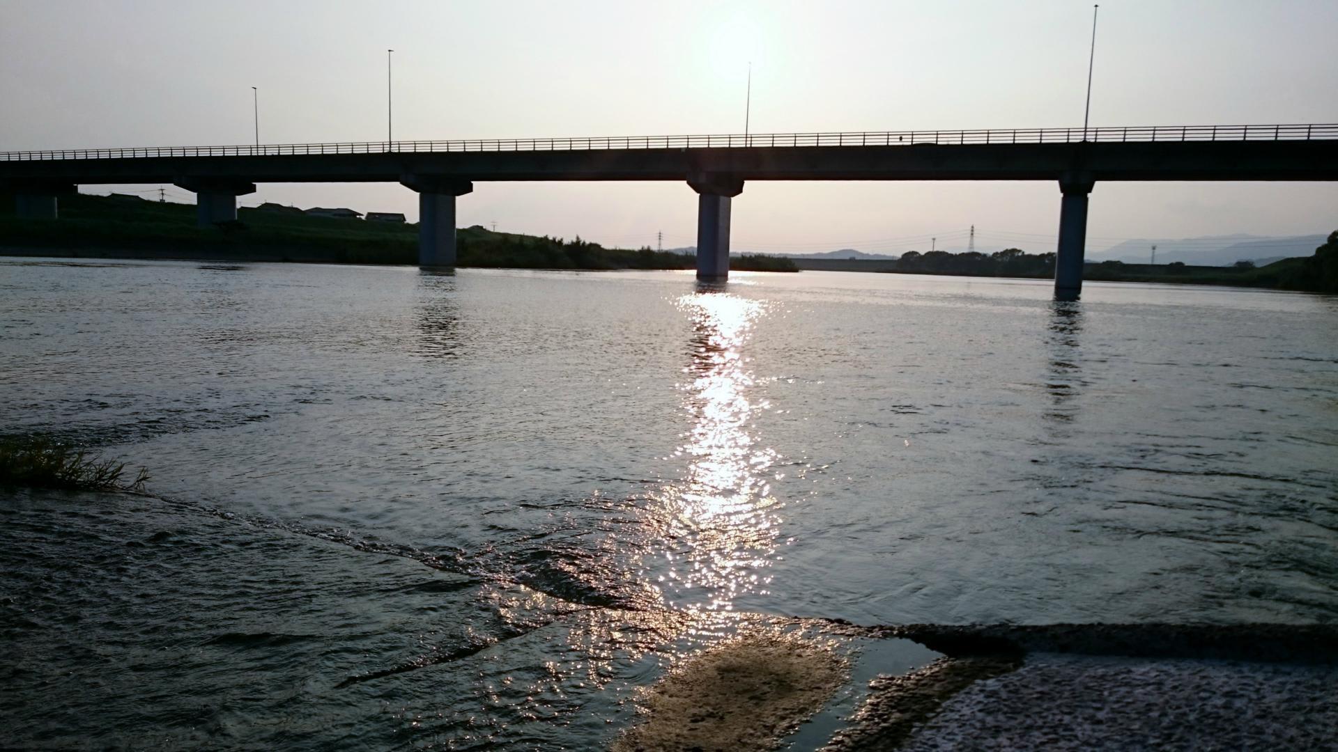 20160924 筑後川と宝満川 - tak1...