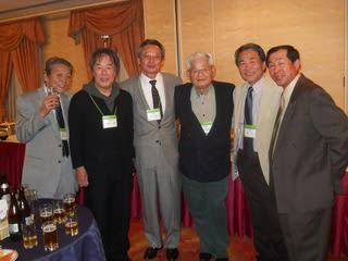 ついでに、当時の仲間たち、金谷秀夫、星野一義、木村夏也、私、吉村太一、... 山本隆 と 歳森康
