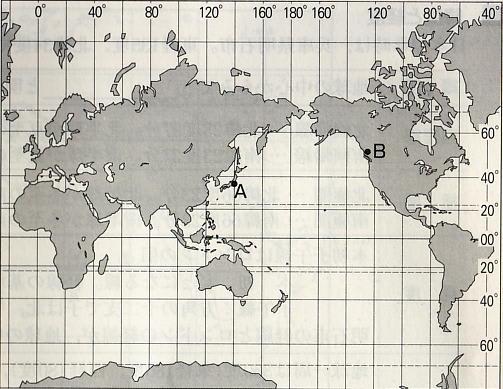 センター試験地理B2009年