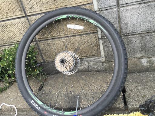 自転車のフルメンテ - ブログ ...
