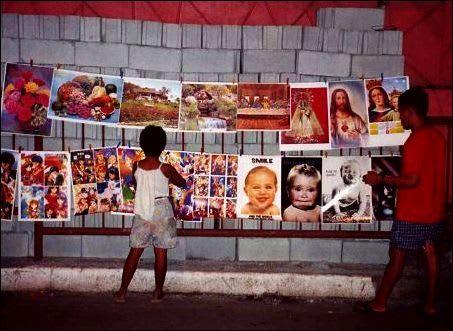 フィリピン街風景スタイル