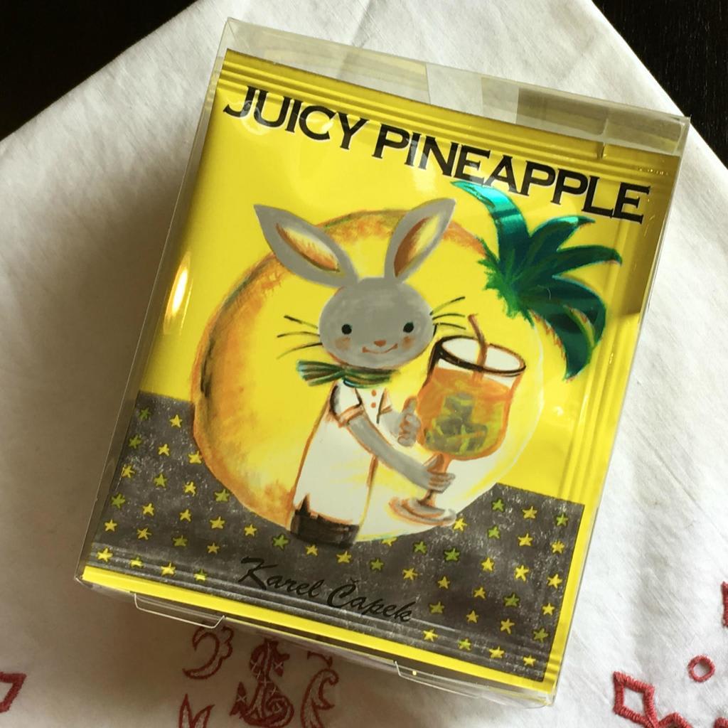 ジューシーパイナップル5p