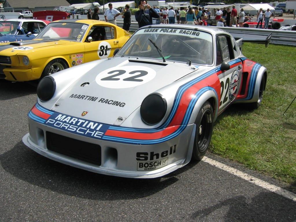 Porshe 911 Turbo >> Porsche 911 RSR Turbo group 5 (1974) - Racing Cars