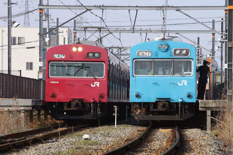 JR播但線の風景と列車の画像と動画をまとめた