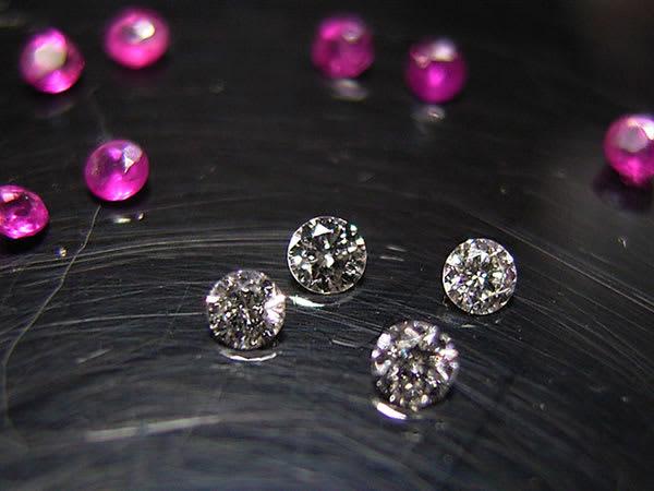 永遠の輝き、ダイヤモンド