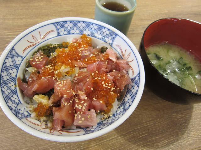 海鮮磯丸丼