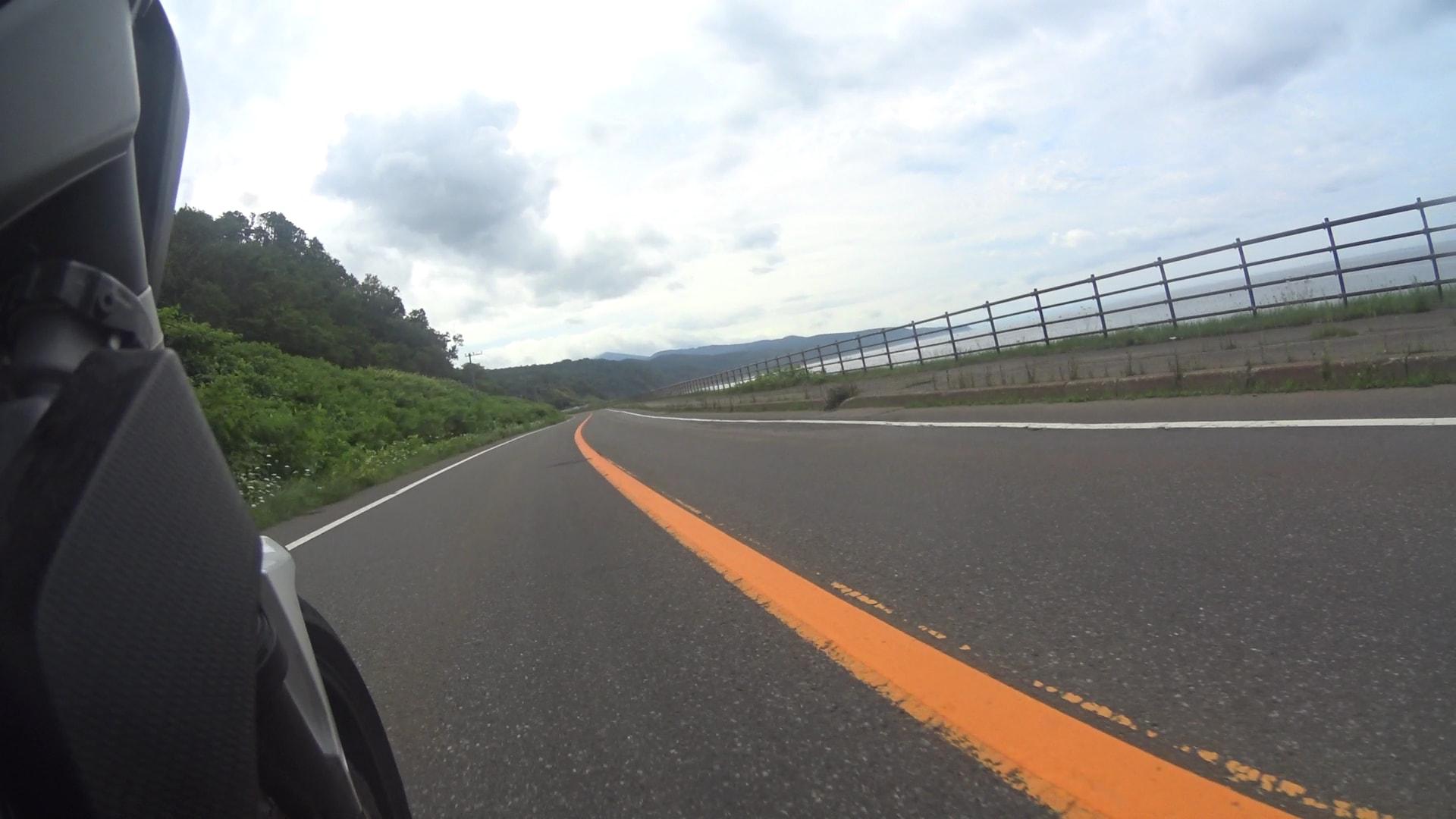 2015年 夏の北海道ツーリング 5日目 その3 湯沸(トウフツ)湖 ...