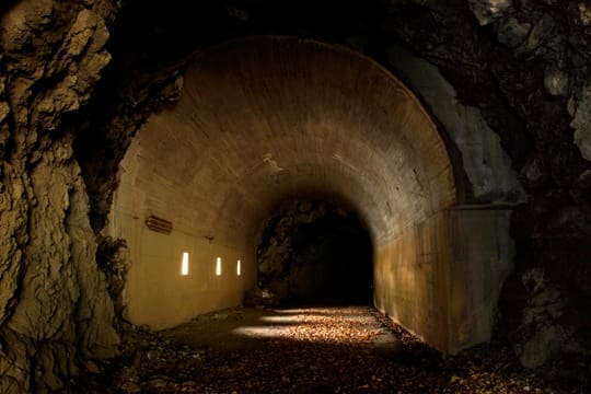 高長切川隧道