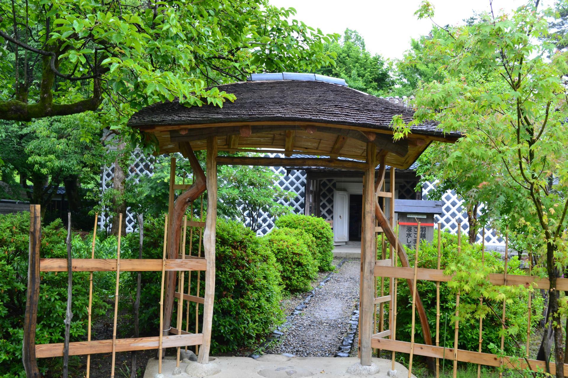 新潟県関川村 豪農渡辺邸を見学して - せいじん庵のブログ