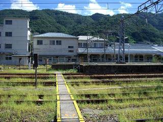 JR糸崎駅ホーム