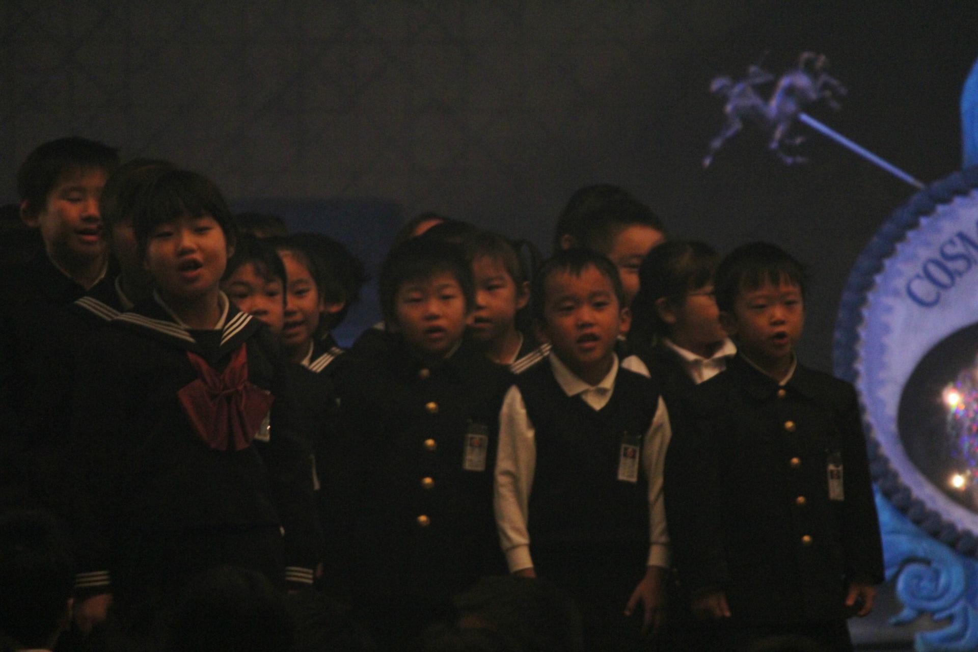 檀紙 小学校