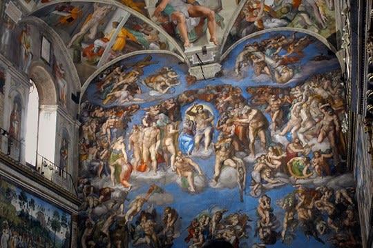 システィーナ礼拝堂の画像 p1_13