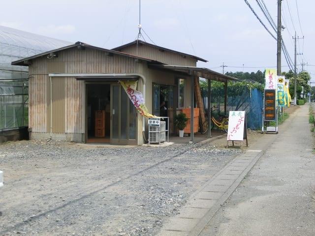 小山市の直売所