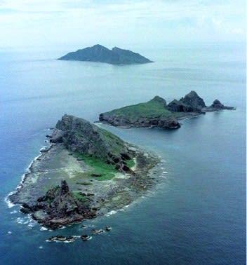 尖閣諸島 関連の 記事索引