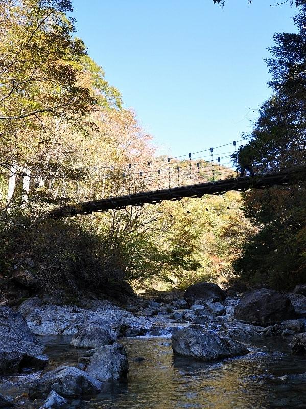 シオカラ吊橋