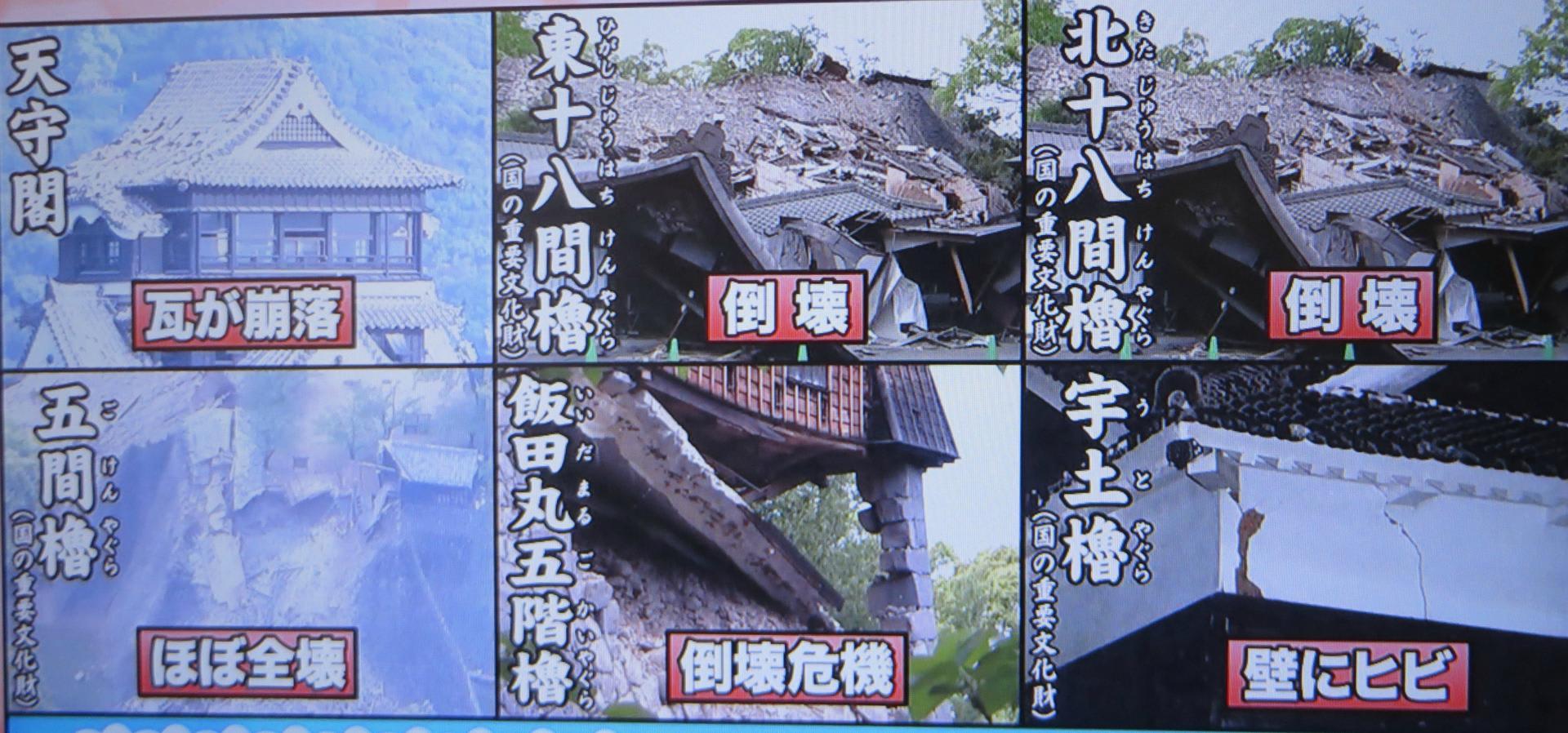 前震 東日本 大震災