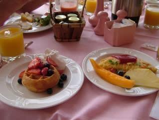 ハワイ4日目朝食5