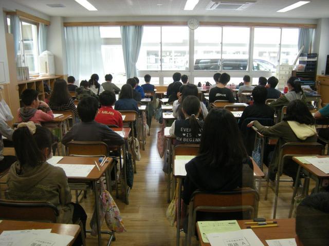今日は全国学力・学習状況調査と杉田洋先生&埼玉県の教員の方々