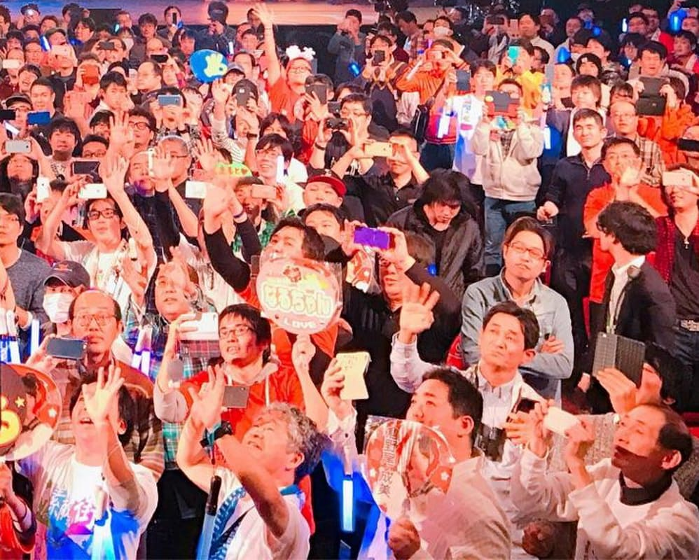 【画像】 AKB倉野尾成美さん(15歳)のライブがジジイしか居ないwwwwwwwwwww©2ch.net [829826275]YouTube動画>4本 ->画像>87枚