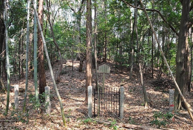 富郷陵墓参考地