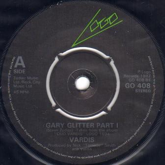 Vardis - Gary Glitter Part One / To Be With You