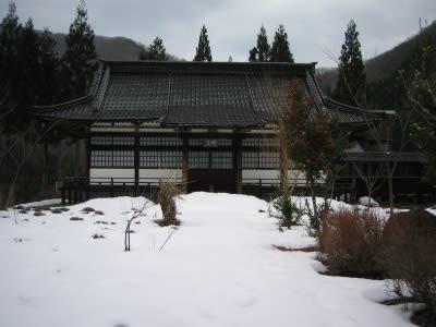 「禅寺」その一