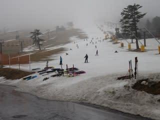 スキー場(中ノ原エリア)