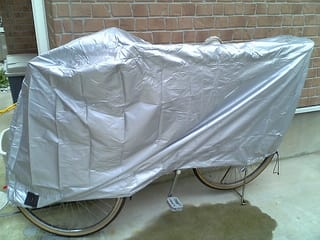 自転車カバー ...