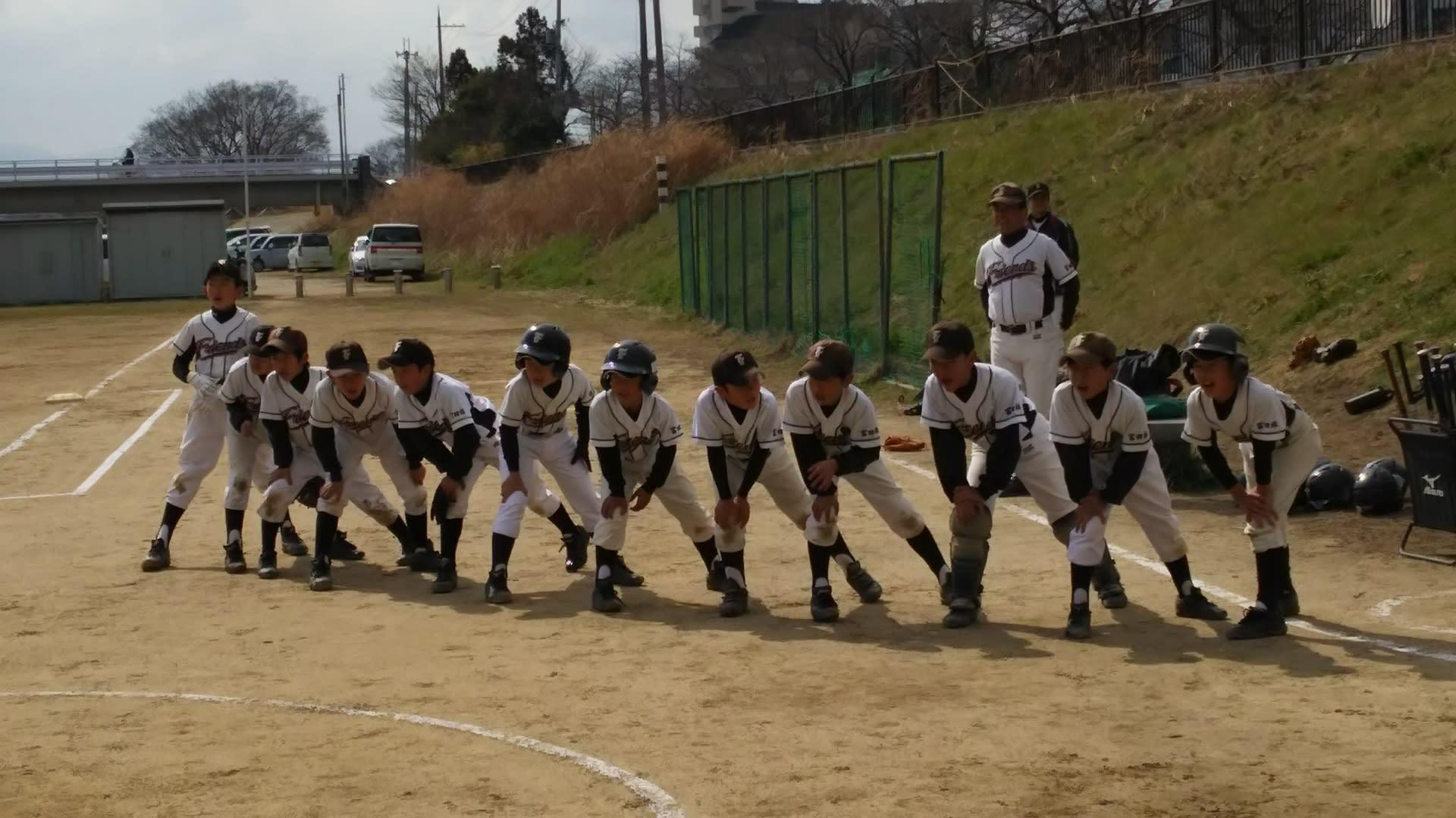 少年野球 ☆大伴フレンズ☆