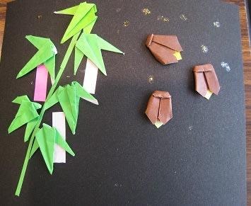 ハート 折り紙 季節の折り紙7月 : blog.goo.ne.jp