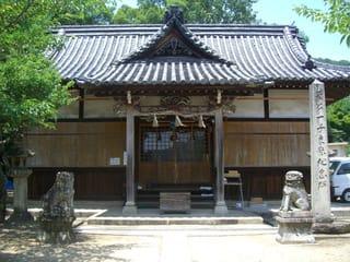 天満神社社殿