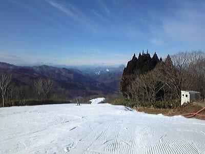 スキー場Deランチ