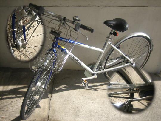 初めての自転車 - グルメのけん ...