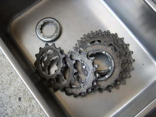 ... スポークの交換 - Kinoの自転車