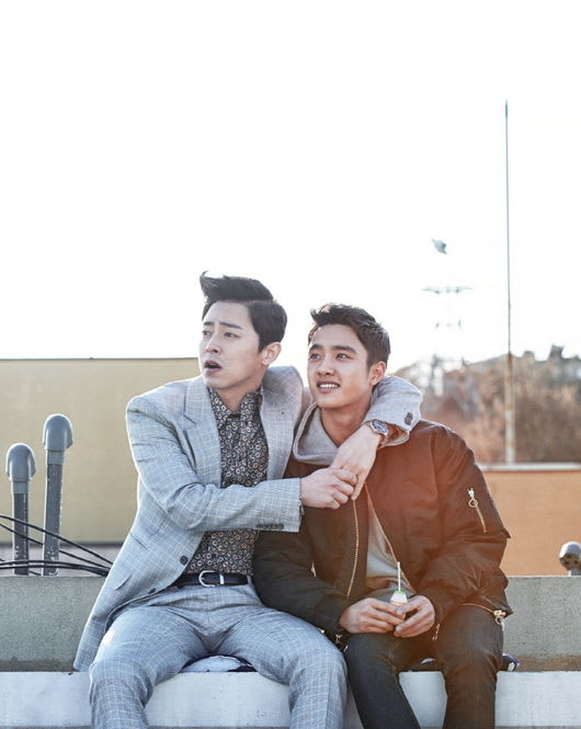 韓国映画、兄