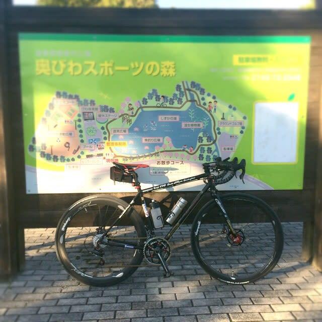 自転車の 自転車 補給 カロリーメイト : ... 補給 と カロリー メイト で
