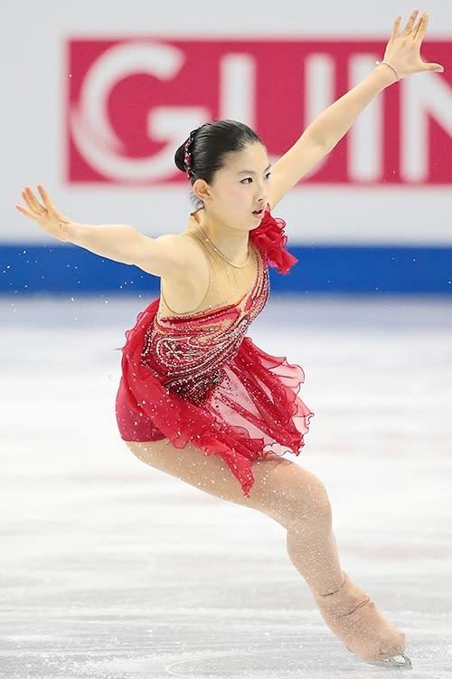 「フィギュアスケート永井優香無料写真」の画像検索結果