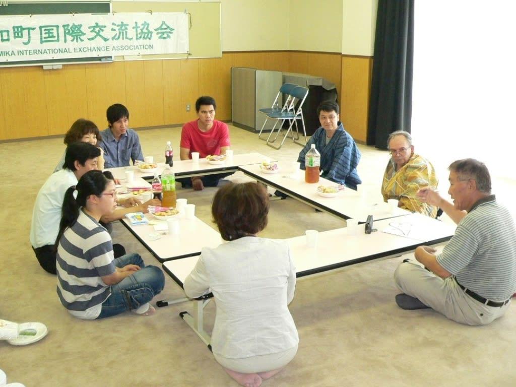 「富加町外国人定住者交流会」を開催しました。 - 富加町国際 ...