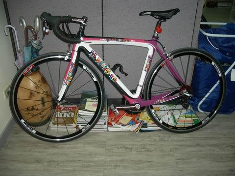台湾自転車王国、社長の自転車 ...