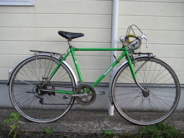 先日、懐かしい自転車を入手 ...
