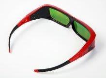 [XpanD] 3Dメガネ画像 裏側