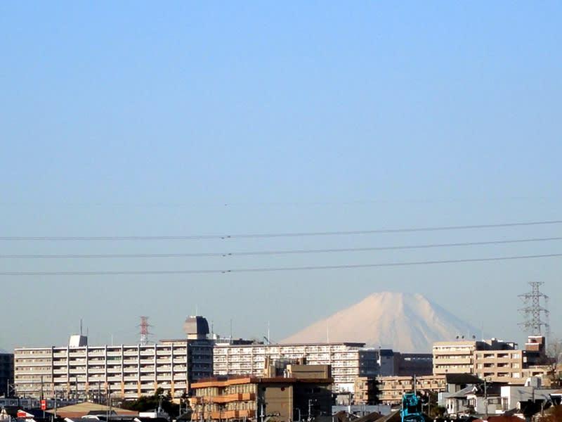 01月31日 富士山