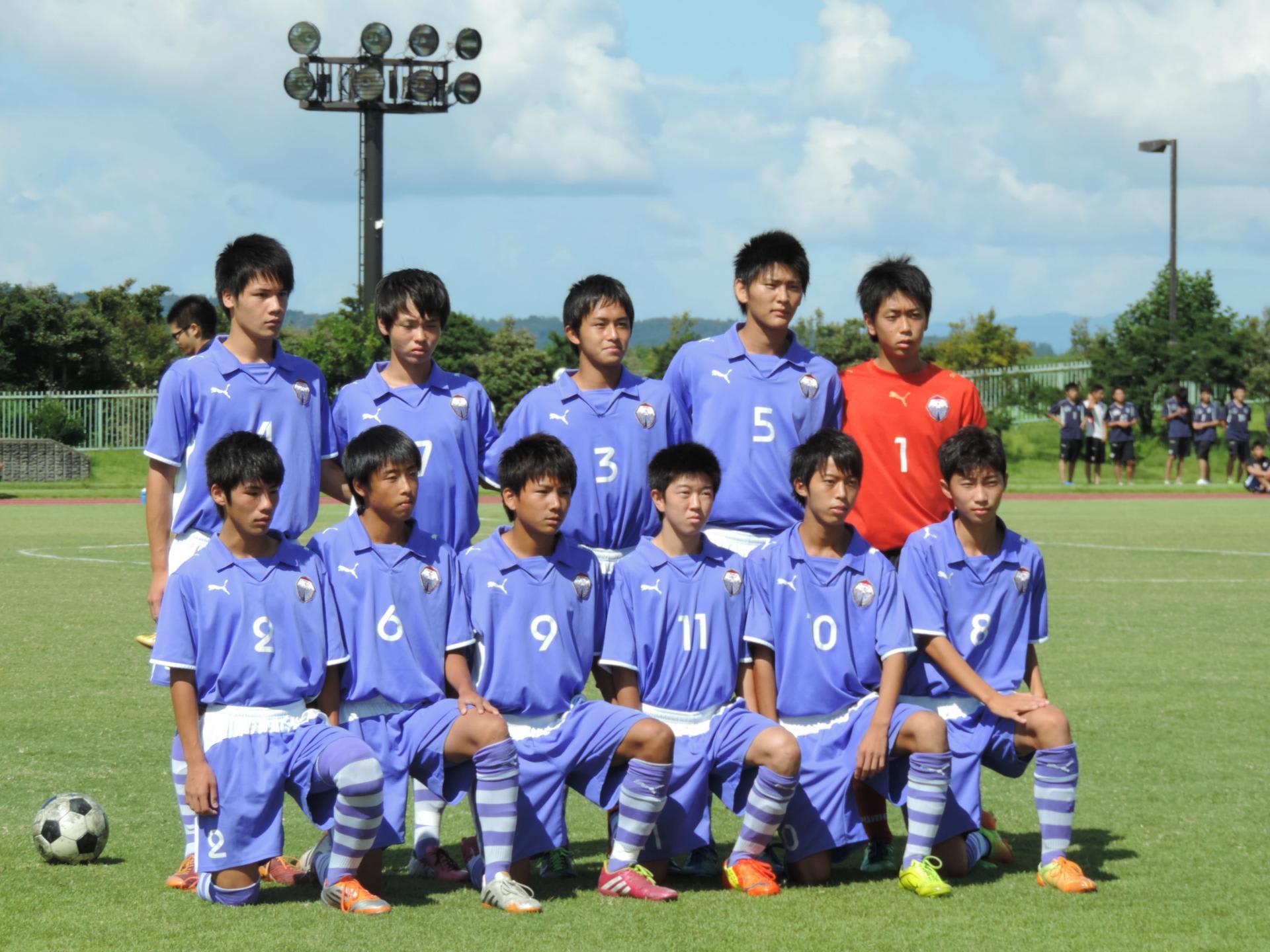 T1リーグ 参入戦① - 富山第一高校サッカー部 TOMIICHI FC 2014