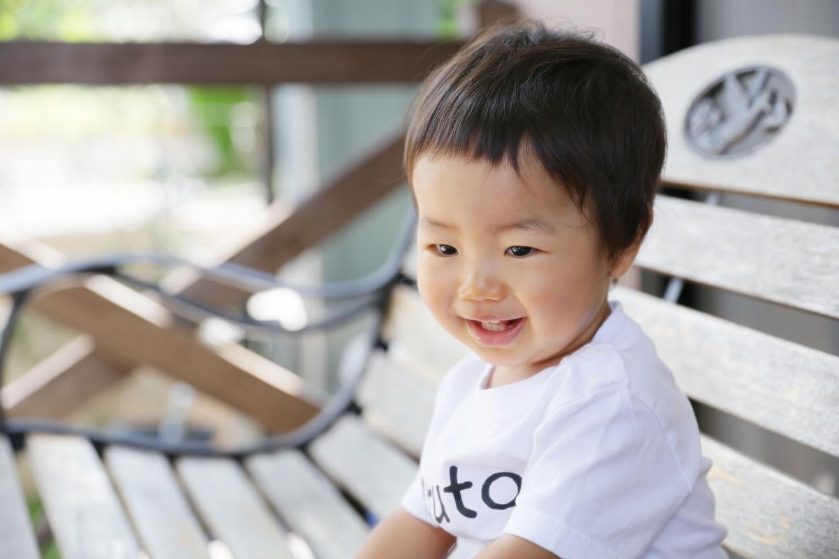 S様の1歳のお誕生日記念写真