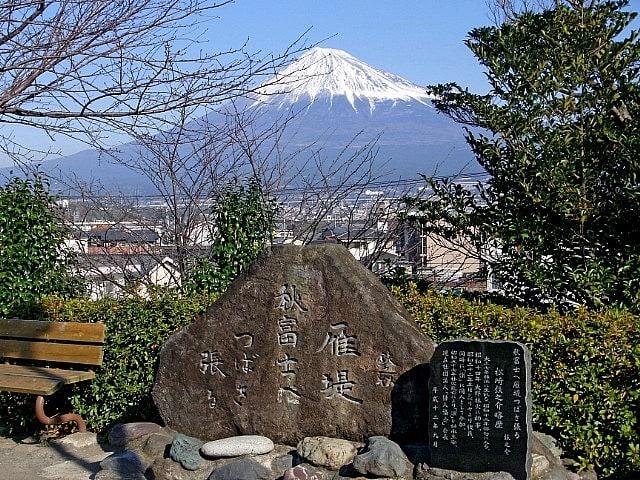 自転車の 自転車 富士山山頂 : 富士山に導かれて久々の明星山 ...