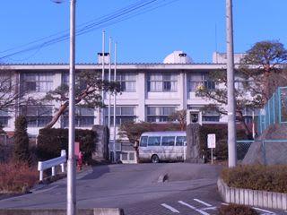 東御清翔高校に寄って来ました -...