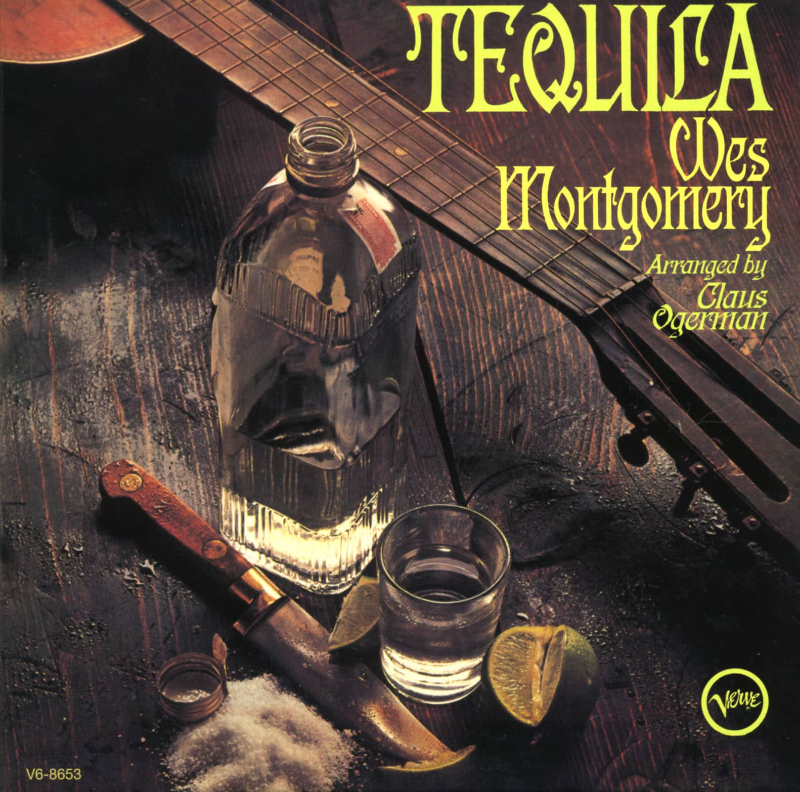 Wes Montgomery Tequila