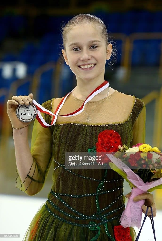 Ekaterina Mitrofanova
