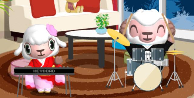 ドラムとキーボードで何を弾いている?