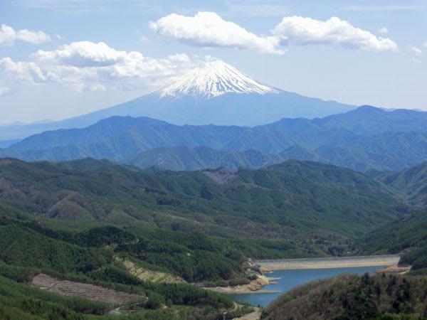 大菩薩から富士山 に対する画像結果